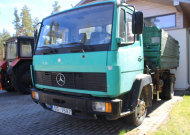 """Kustamās mantas – automašīnas """"Mercedes Benz 917"""" izsole"""